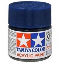 XF-8 Flat Blue. Tamiya Color Acrylic Paint (Flat) – Colori opachi