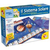 Piccolo Genio Geopuzzle Solare