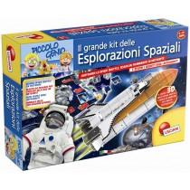Piccolo Genio Esplorazioni Spazio