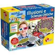 Piccolo Genio Illusioni E Scienze Ottiche