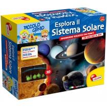Piccolo Genio Esplora Sistema Solare Lisciani