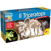 Piccolo Genio Scava E Scopri Triceratops