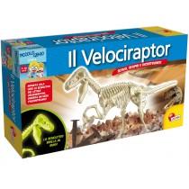 Piccolo Genio Scava E Scopri Velociraptor
