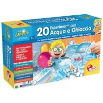 I'm a Genius 20 Esperim. Acqua e Ghiaccio