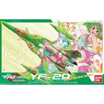 YF-29 Durandal Valkyrie Fighter Mode Ranka Marking Bandai