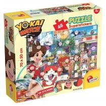 Yo Kai Watch Puzzle Lisciani