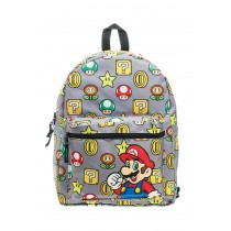 Nintendo Reversibile 1 up & field Backpack
