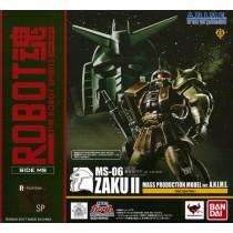 Robot Spirits MS-06 Zaku II ANIME Tamashii Nation World tour
