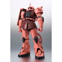 Robot Spirits Zaku II Char anime version Bandai