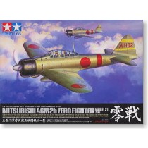 Zero Fighter Type21 Tamiya