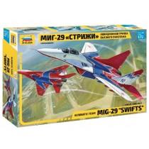 Mig-29 Swifts Aerobatic team