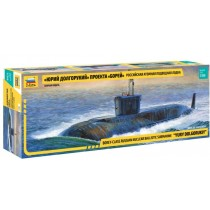 Nuclear Submarine Yuri Dolgorukij