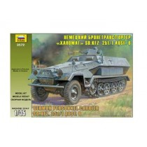 Hanomag SdKfz-251/1Ausf.B Ger. Personnel Carrier