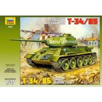 T-34/85 Zvezda