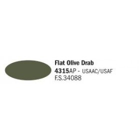 Italeri Flat Olive Drab