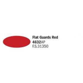 Italeri Flat Guards Red