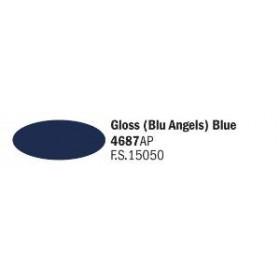 Gloss ( Blue Angels ) Blue