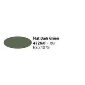 Flat Dark Green