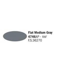 Flat Medium Grey