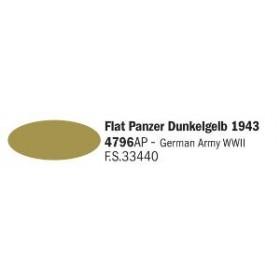Flat Panzer Dunkelgelb 1943