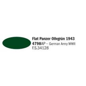 Flat Panzer Olivergruen 1943