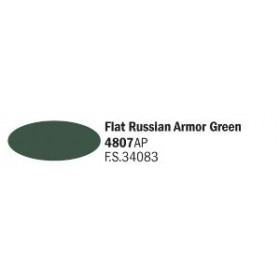 Flat Russian Armor Green
