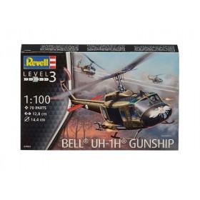 Bell UH-1H Gunship