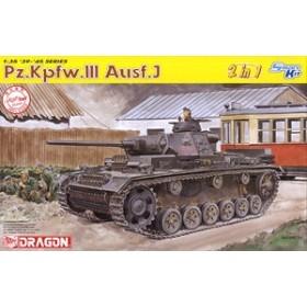 PZ KPFW III Ausf J Smart kit