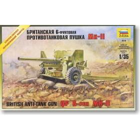British 6-pdr Anti-Tank Gun Mk.I