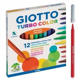 Pennarelli Giotto Turbocolor 12
