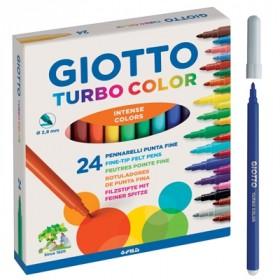 Pennarelli Giotto Turbocolor 24