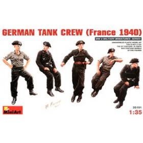 Gernab Tank Crew (France 1940)