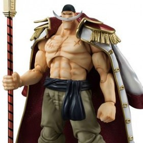 One Piece white Beard variable action Megahouse
