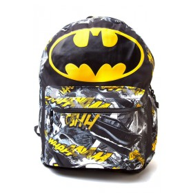 Batman Big Logo Backpack