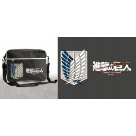 Attact of Titans Scout Messenger Bag