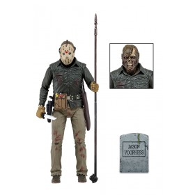 Friday the 13th Jason Part 6 Ultimate Action Figure