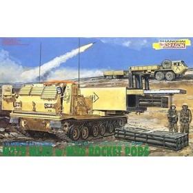 M270 MLRS w/M26 Rocket Pods