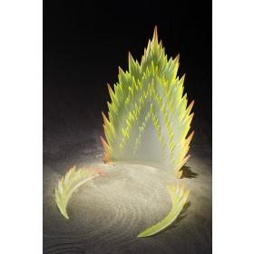 Tamashii effect energy aura yeallow