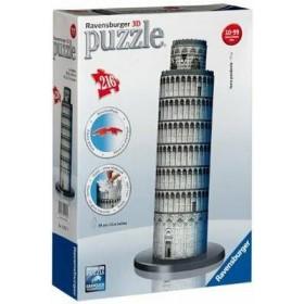 Torre di Pisa puzzle 3D Ravensburger