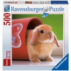 Ravensburger Puzzle 500 Sweet little Rabbit