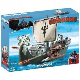 Playmobil Dragons Nave del Drago