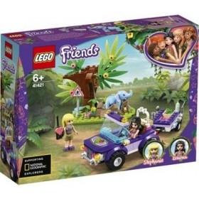 41421 FRIENDS Salvataggio nella giungla dell elefantino