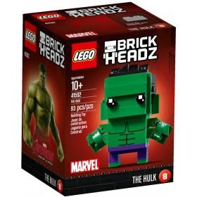 Brick Headz Hulk marvel