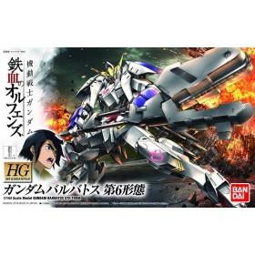 HG Gundam Barbatos 6th form