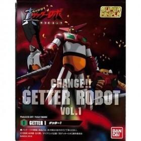 Super Minipla Getter Robot set 3 pcs