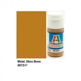 Metal Gloss Brass