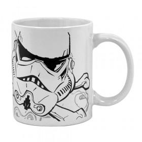 SW Classic Storm  Trooper  MUG 11OZ W/GIFS