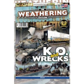 The weathering mag 9 ko wrecks English version