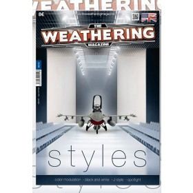 The weathering mag 12 styles English version