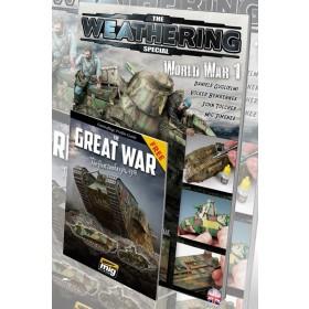 The Weathering Mag Special WWI English ver.